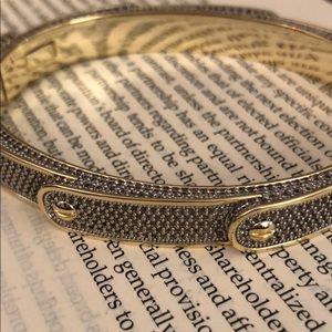 GLD layered band bracelet